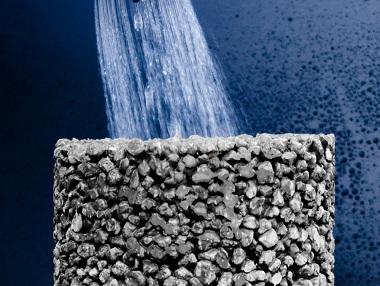 Bê tông nhựa rỗng thoát nước
