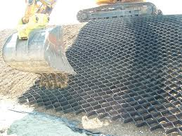 Ô địa kỹ thuật - giải pháp chống xói mòn và lấy cốt hiệu quả