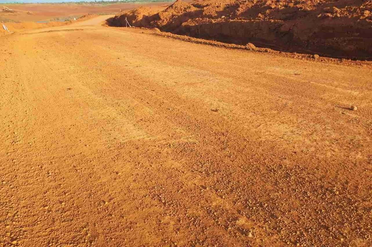 Phụ gia hóa cứng đất nền